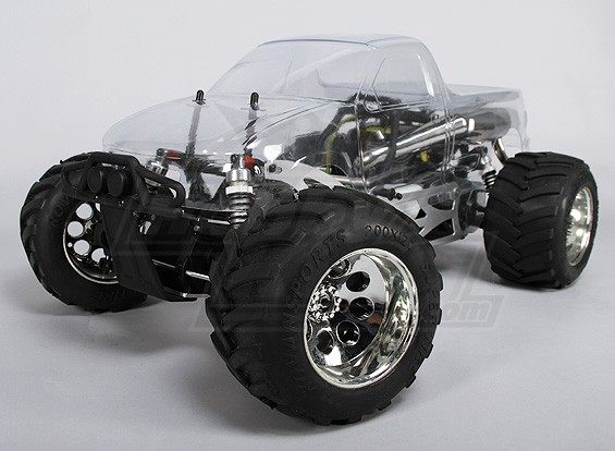 HobbyKing 4WD Big Monster 1/5th Scale Truck (ARR)  (US Warehouse)