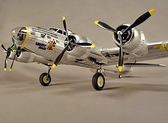 B-17G Liberty Belle EPO 1875mm (PNF)