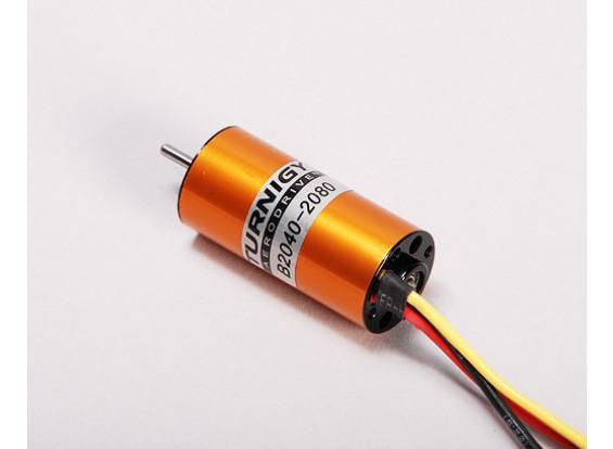 HXT 2040 (130L) 2080kv Brushless Inrunner
