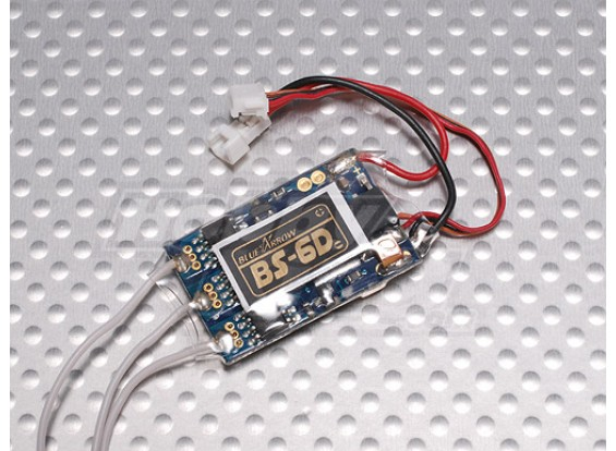 Blue Arrow 6A 1S Brushless Controller