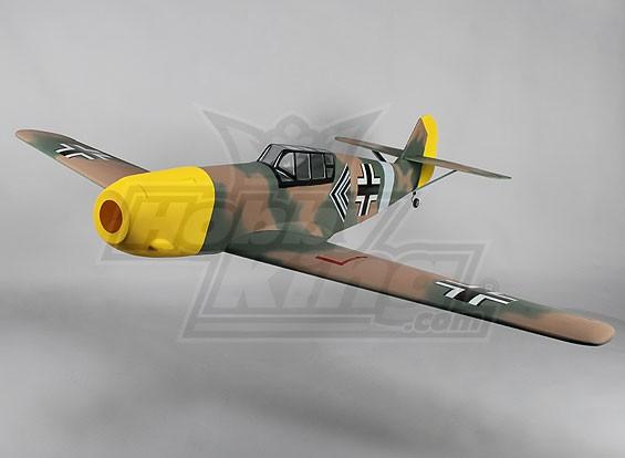 Hobbyking ME-109 Balsa 1600mm w/Retracts 0.60~0.90 Glow (ARF)