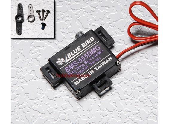 BMS-555DMG Slim Wing Digital Servo (All Metal Gear) 4.2kg / .15sec / 19.5g