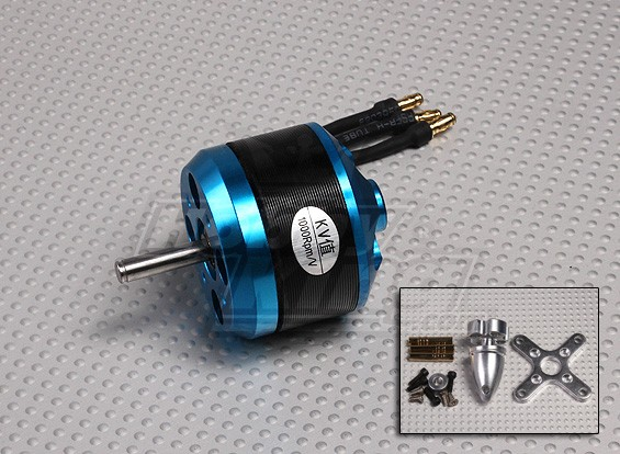 C4240-1000kv Brushless Motor