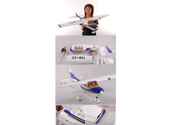 """Cessna172 Light Aircraft 840mm (33"""") (ARF)"""
