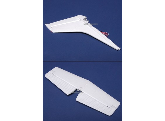 Replacement Tail Assembly for Cessna182EPO