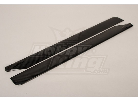 Turnigy Carbon Fiber Main Blade 700mm (1pair)