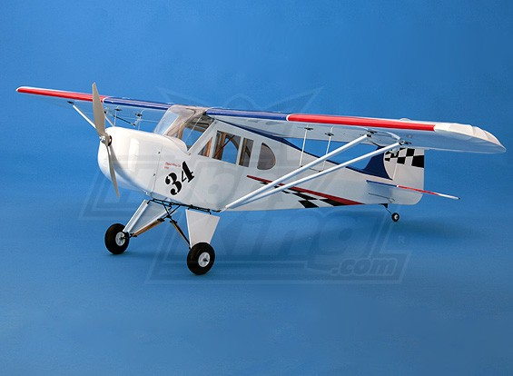 Clipped Wing Cub EP 1600mm Balsa/Ply (ARF)