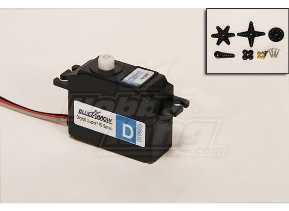 D26010  Digital High Speed Servo 25T 2.4kg / .08sec / 26g