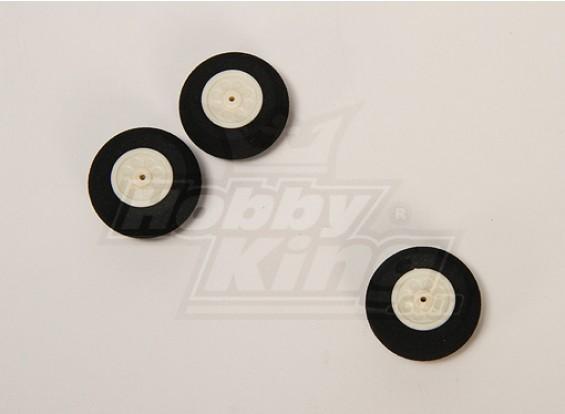 Super Light Wheel D28xH12 (3pcs/bag)