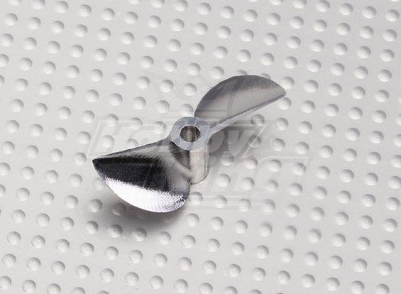 35mm 2 Blade EP CNC Boat Prop (P1.7 D1/8x2)