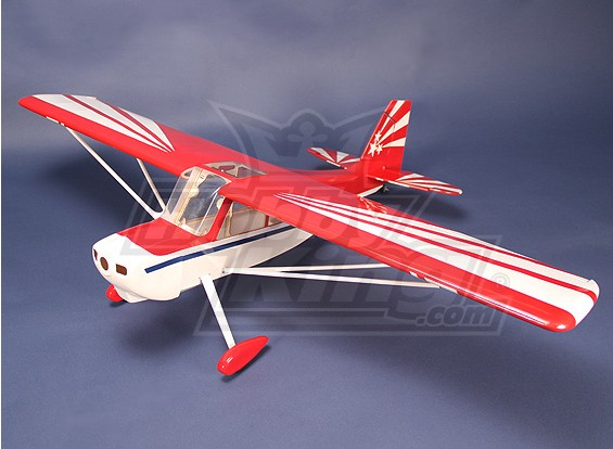 Decathlon .25 EP/Glow 47.4inch Balsa/Ply Kit