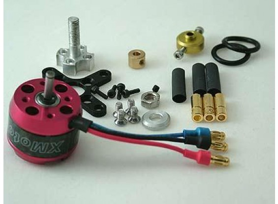Dualsky XM300A Brushless Outrunner