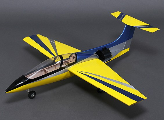 DragonFly EDF Balsa/Ply Park Jet (ARF)