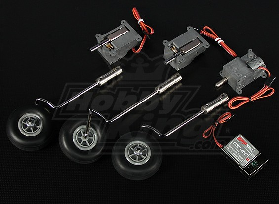 DSR-46TW Electric Retract Set - Models up to 3.6kg