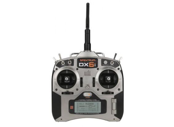 Spektrum Dx6i Mode2 w/ 6200 Rx