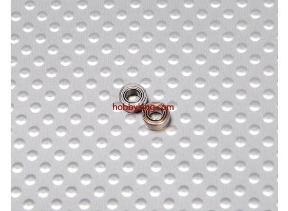 E4002 Ball Bearing 3 x 6 x 2.5mm for Firefox (2pcs/set)