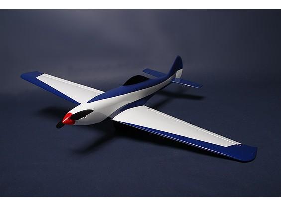 Electric Fiberglass Pylon Racer 930mm Blue (ARF)