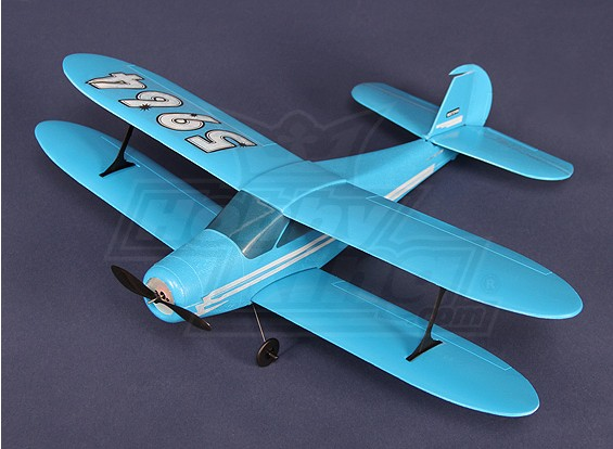 Micro D-17 with Brushless Motor