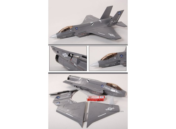 EPS EDF Jet 64mm