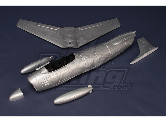 Mini F-86 EDF Fighter Jet ARF Kit only (EPO)