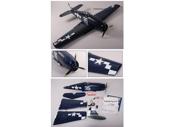 EPS F6F Hellcat warbird w/ Servo, Motor, ESC