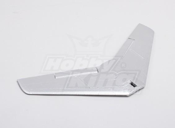 F86 Sabre 35mm EDF Micro Jet Wing set
