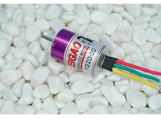 Feigao 130-S (2030) Size 13T 7200kv Brushless Inrunner