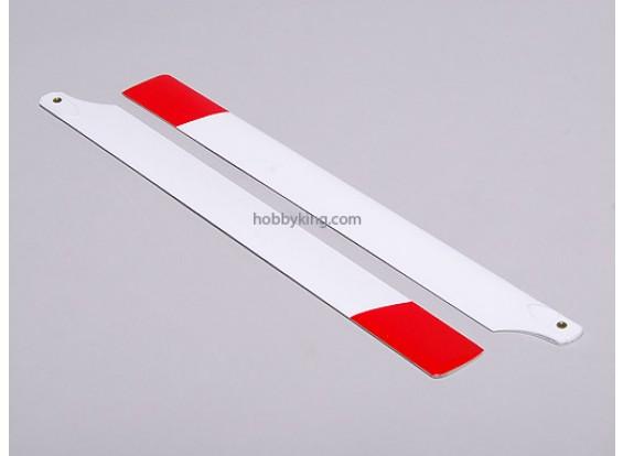325mm Fibreglass Main Blade (1pair)