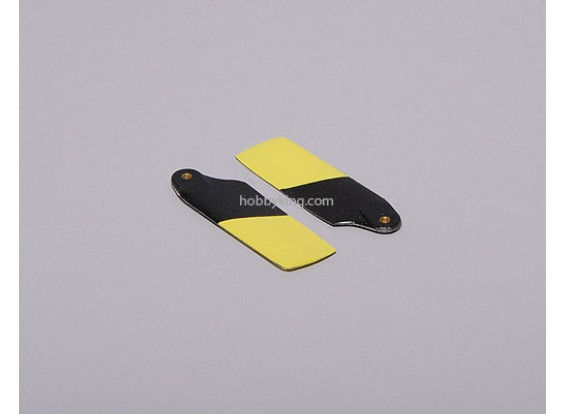 450 Size Heli Fiber Glass Tail Blade (1pair)