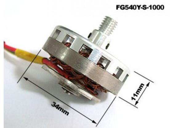 Feigao 540 Brushless Outrunner 1000Kv