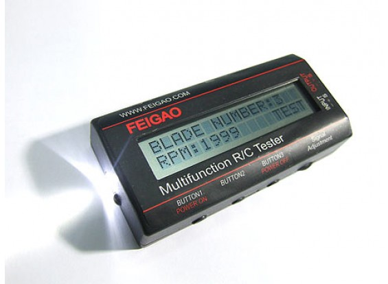Feigao Multifunction R/C tester
