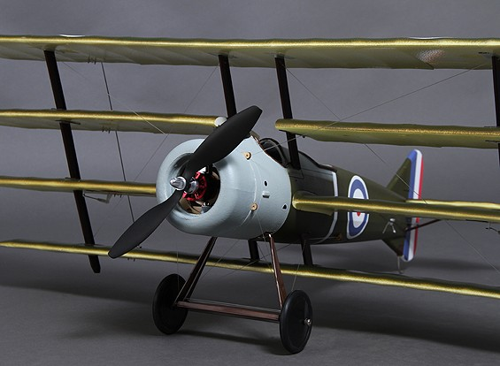 Armstrong Whitworth F.K.10 Quadruplane 950mm (PNF)