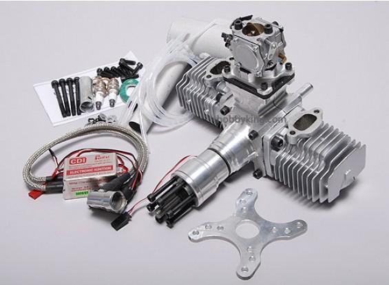 FTL 100cc Flat-Twin Gas engine w/ CD-Ignition