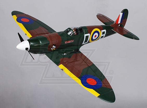 Spitfire Funfighter - EPO 665mm (PNF)
