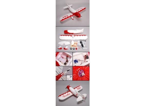 GeeBee R2 EPO Plug-n-Fly (Brushless Rev 2)