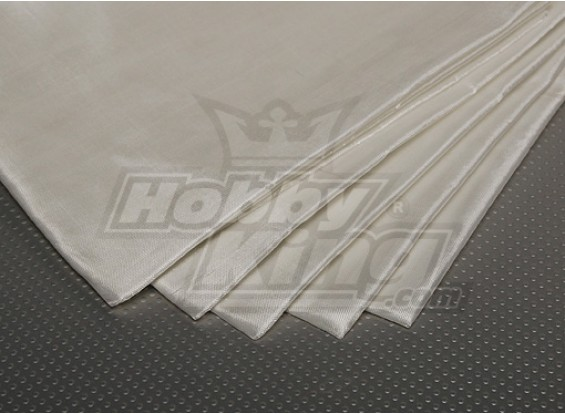 Glass Fiber Cloth 450x1000mm 48g/m2 (Ultra Thin)