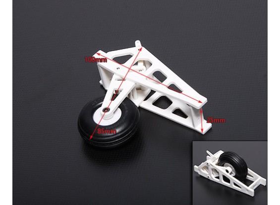 Landing gear. (glider style)