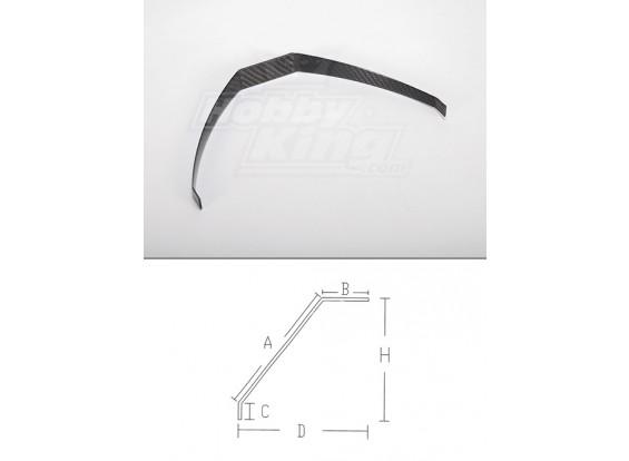 Carbon Fiber landing gear (15cc size)