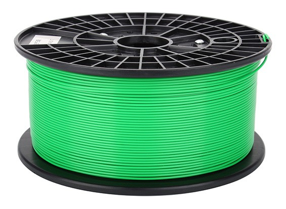 CoLiDo 3D Printer Filament 1.75mm PLA 1KG Spool (Green)
