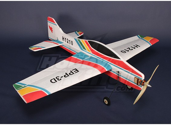EPP-3D unbreakable EPP foam model Kit (Oversize)