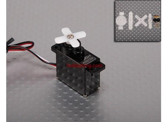 HGD digital 202 Carbon Gear BB -9.1g / .11s / 1.5kg