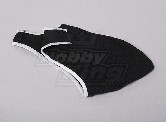 Canopy Cover - T-Rex 450EX (Black)