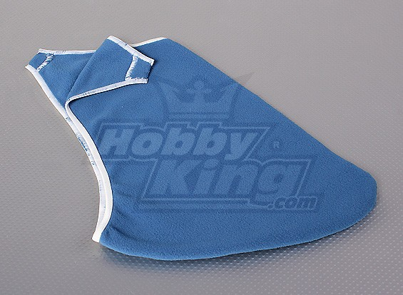 Helicopter Canopy Cover - LOGO 500 (Blue)