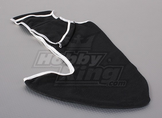 Canopy Cover - LOGO 500 (Black)
