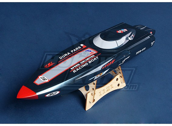 NTN-400 V-Hull Boat (450mm) Fiberglass Hull Only
