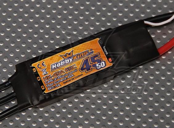 Hobbyking SS Series 45-50A ESC