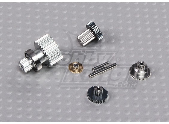 HobbyKing™ Mi HK28013DMG Servo Replacement Gear Set 25T