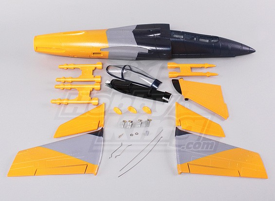 Mini AMX EDF Fighter Jet (EPO) (Kit)