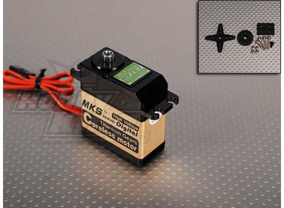 MKS HV-787 Digital HV-2S Servo 8.44kg/ .033sec / 79g