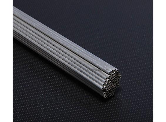 Aluminum Tubes D3x*2x1000mm